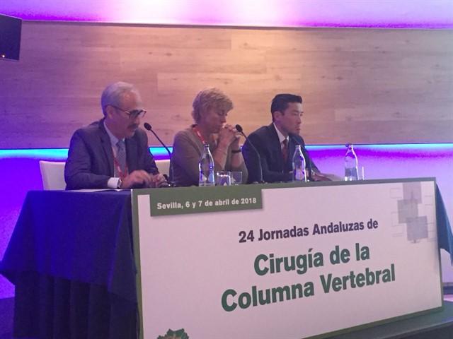 Jornadas Andaluzas de cirugia de la columna vertebral