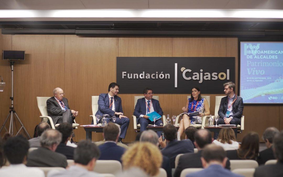 IV Foro iberoamericano de alcaldes 2