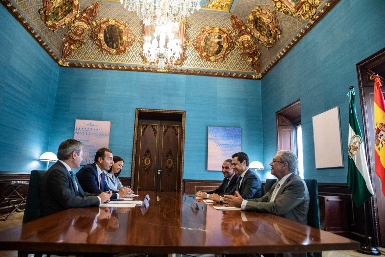 Reunión Airbus – Junta
